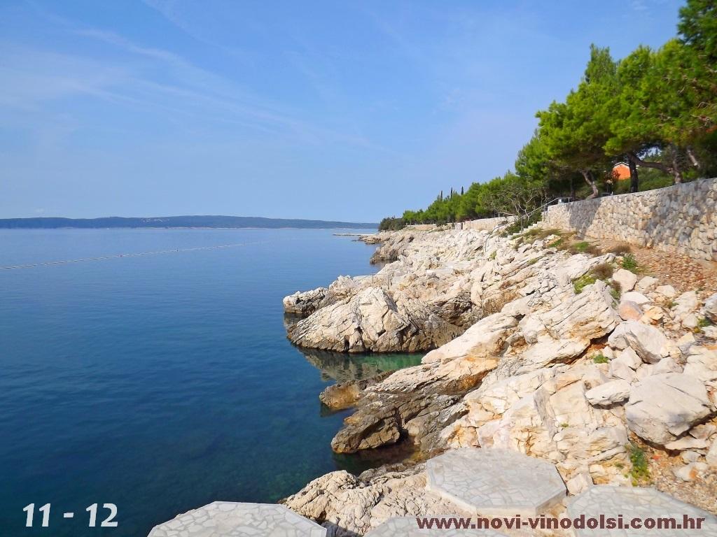 beaches novi vinodolski